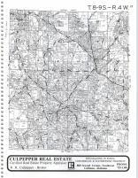 Map Image 019, Cullman County 1982
